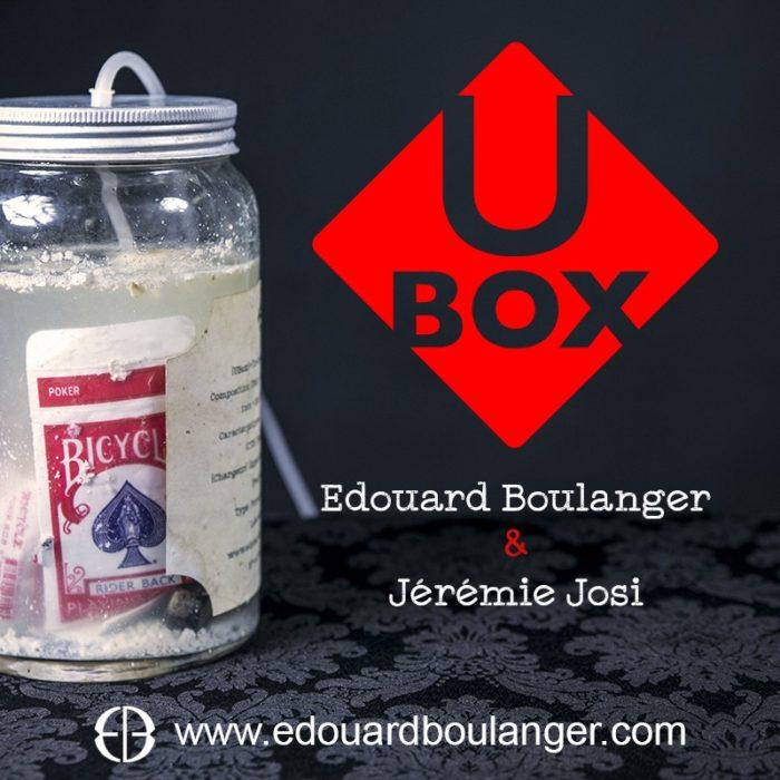 U Box by Edouard Boulanger et Jérémie Josi
