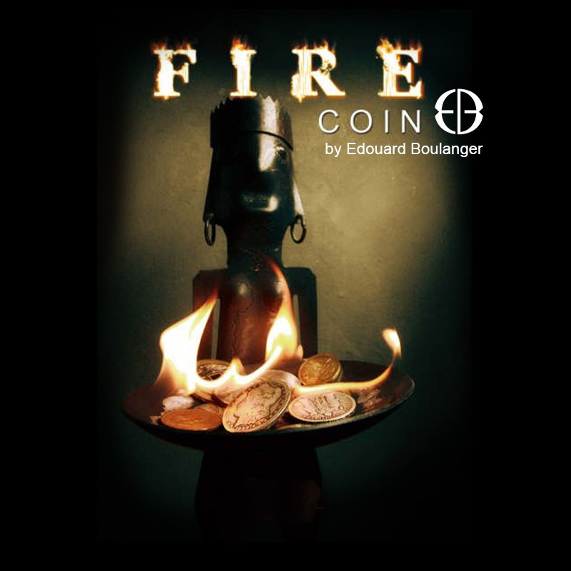 Fire Coin + 3 coins + purse + chargeur