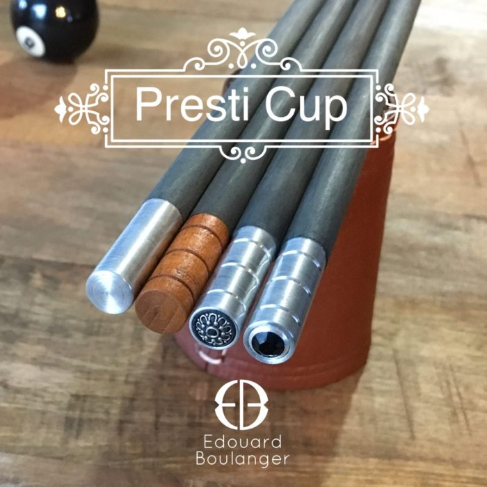 Presti Cup by Edouard Boulanger
