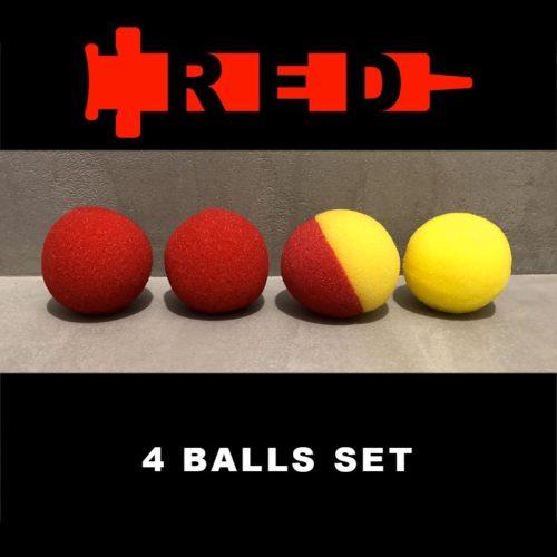 RED 4 Balls
